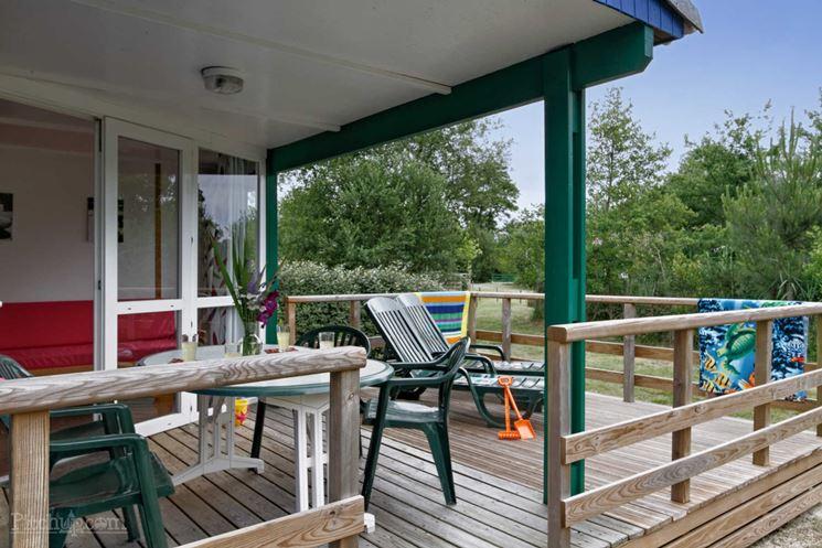 Realizzare coperture terrazzi - Coprire il tetto - Come realizzare ...