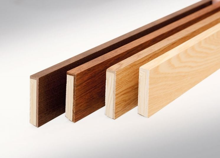 Migliore battiscopa parquet i battiscopa battiscopa for Hardwood skirting