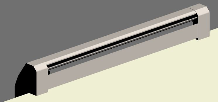 battiscopa moderni