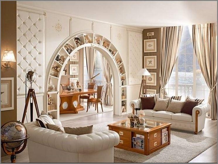 Realizzare arco in cartongesso i cartongessi arco in - Arco interno casa ...