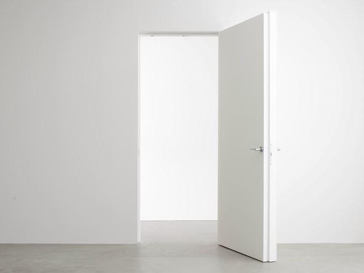 Pareti In Vetrocemento Con Porta : porta in cartongesso