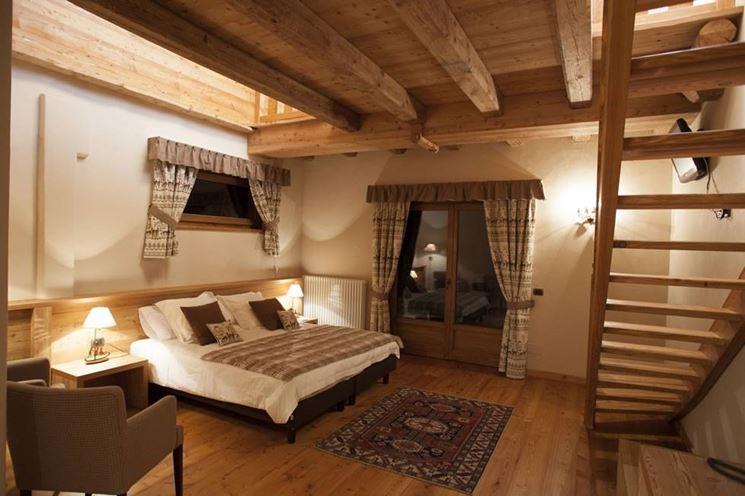 Altezza minima soppalco il controsoffitto qual l - Camera da letto a soppalco ...