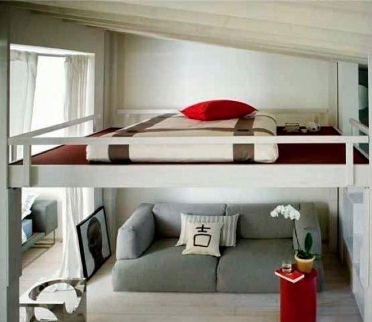 Come costruire un soppalco il controsoffitto ecco come costruire un soppalco - Costruire letto matrimoniale ...