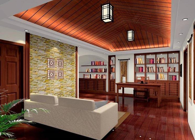 soffitto legno