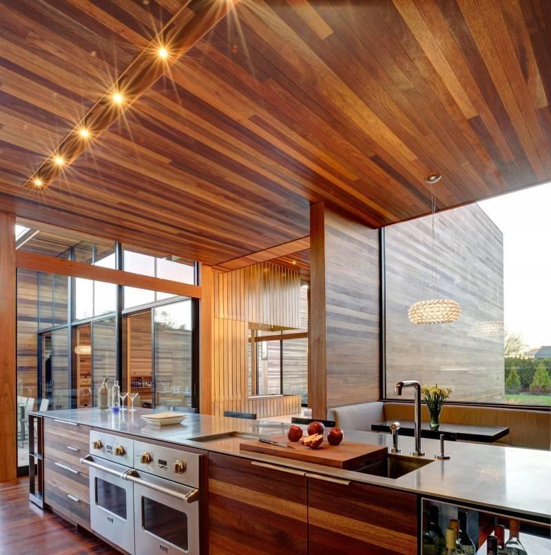 Controsoffitti in legno - Il Controsoffitto - Quali sono i vantaggi dei controsoffitti in legno