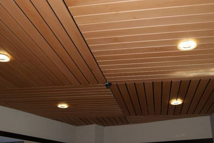 soffitto in perline