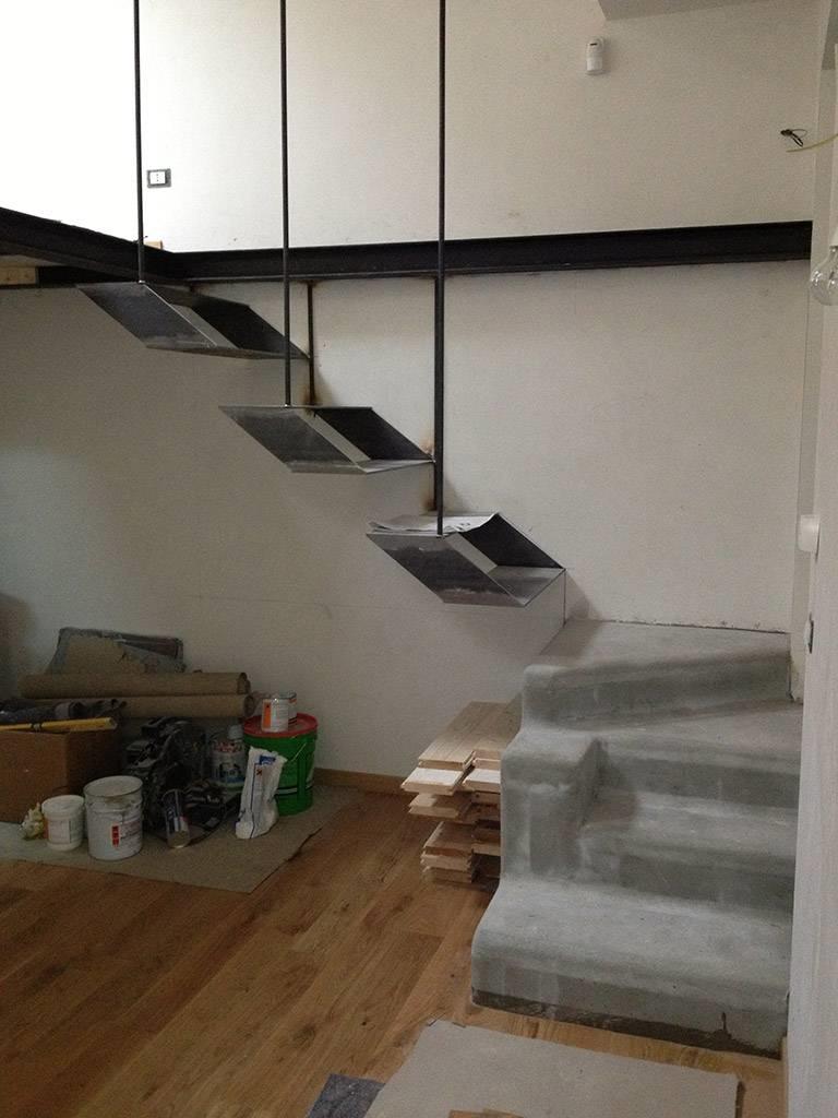scale da soppalco - Il Controsoffitto - tutto sulle scale da soppalco