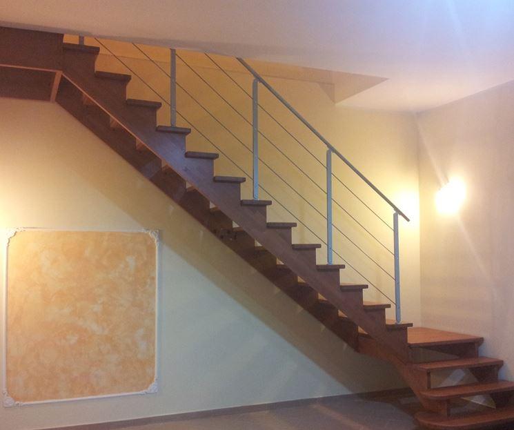 Scale per soppalchi il controsoffitto scale soppalco for Piano di costruzione in legno soppalco