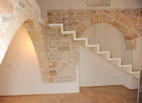 Soppalco in legno lamellare il controsoffitto tutto for Piano di costruzione in legno soppalco