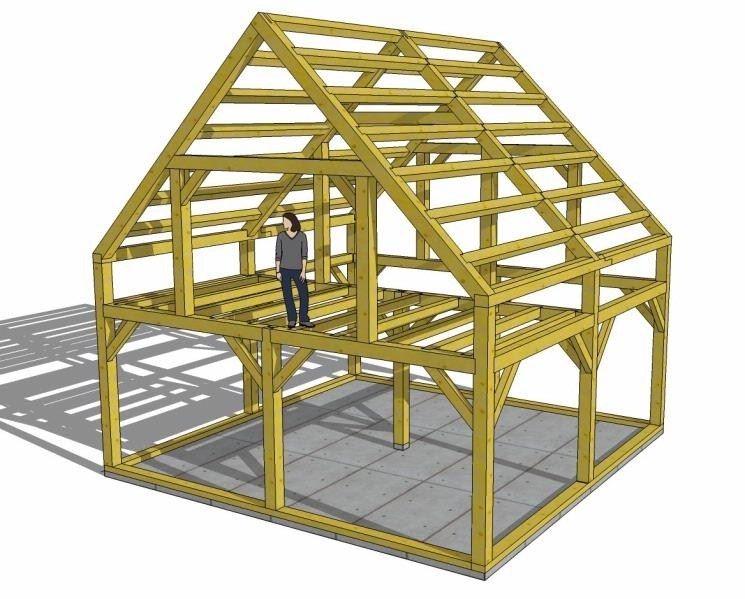 Elementi di un tetto a falde
