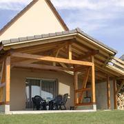 costruire una tettoia