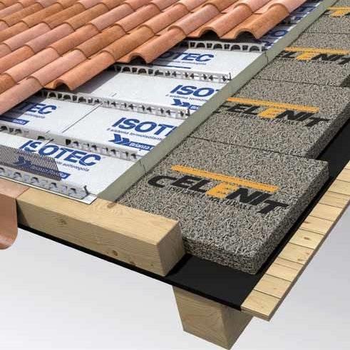 Come realizzare un tetto ventilato il tetto come for Tetti in legno particolari costruttivi