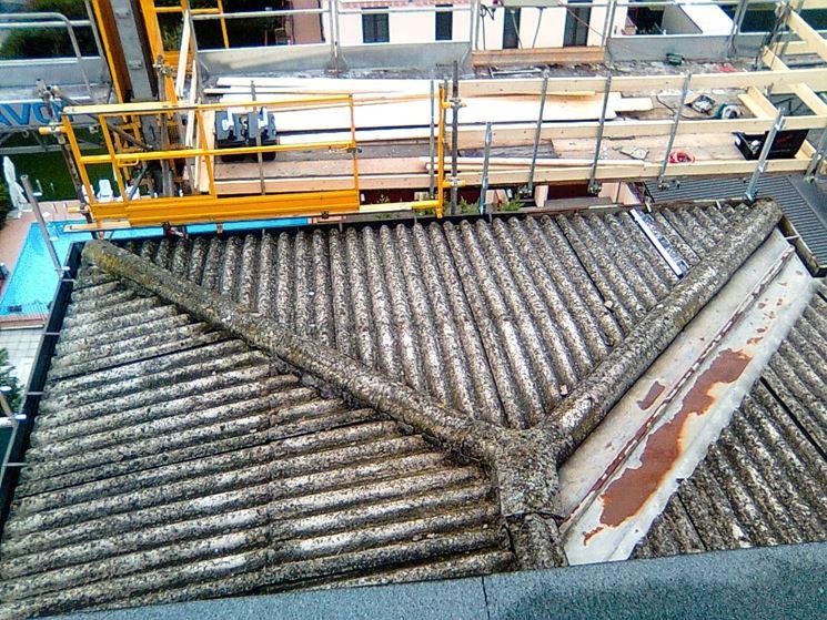 Rifacimento totale di un tetto