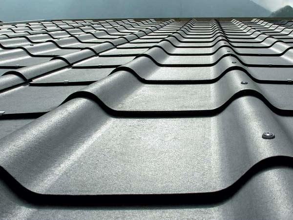 Pregi e difetti lastre fibrocemento il tetto lastre in