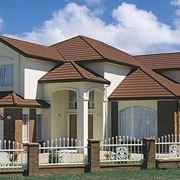 Esempio di costruzione a tetto