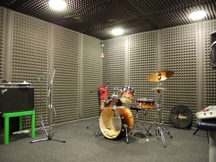 isolanti acustici