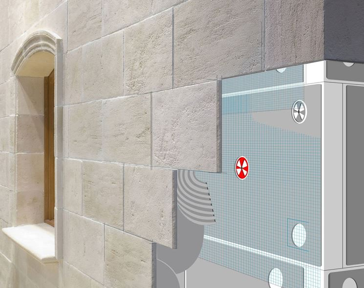 Isolamento termico attraverso il cappotto interno isolamento pareti come funziona l - Isolamento termico dall interno ...