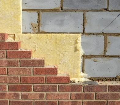 Isolamento termico muri isolamento pareti come - Isolamento tetto interno ...