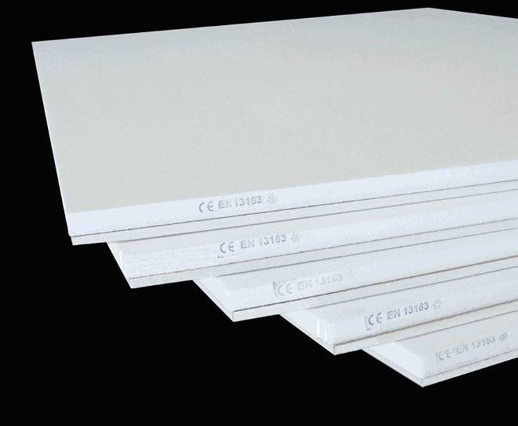 Montare pannelli isolanti da interno isolamento pareti - Pannelli isolanti termici ...