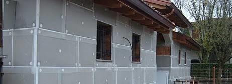 Casa moderna roma italy pannelli isolanti acustici per for Pannelli isolanti termici per interni