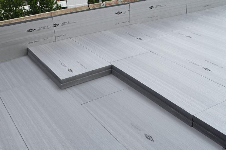 Pannelli isolanti termici isolamento pareti pannelli for Rivestimento pareti interne polistirolo
