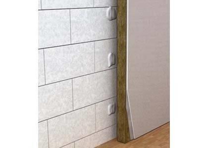 Utilizzare il cartongesso come isolante termico for Tessuto isolante termico
