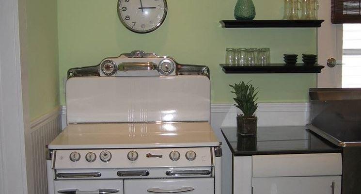 Colore pareti cucina nera idea design cucina bianca e - Colore pittura cucina ...