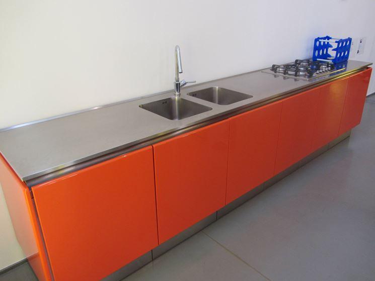 Colore in cucina - La Pittura - Scegliere il colore per la cucina