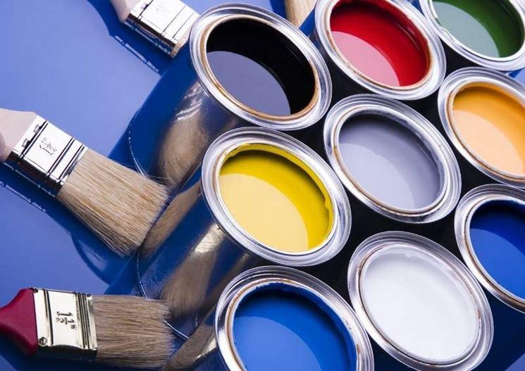 Preparazione colore