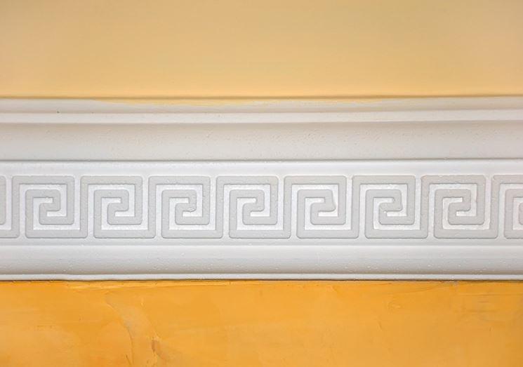 Come realizzare stucchi e decori la pittura ecco come realizzare stucchi e decori - Decori in gesso ...