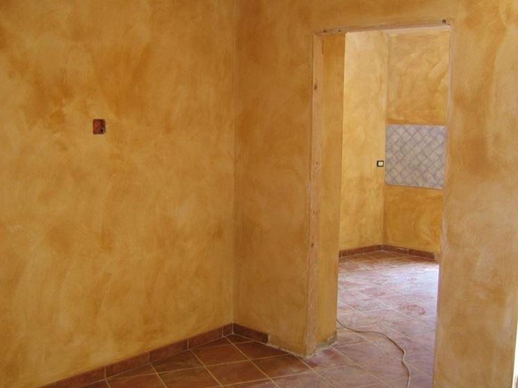 Tende per finestre da interno - Pittura decorativa pareti ...