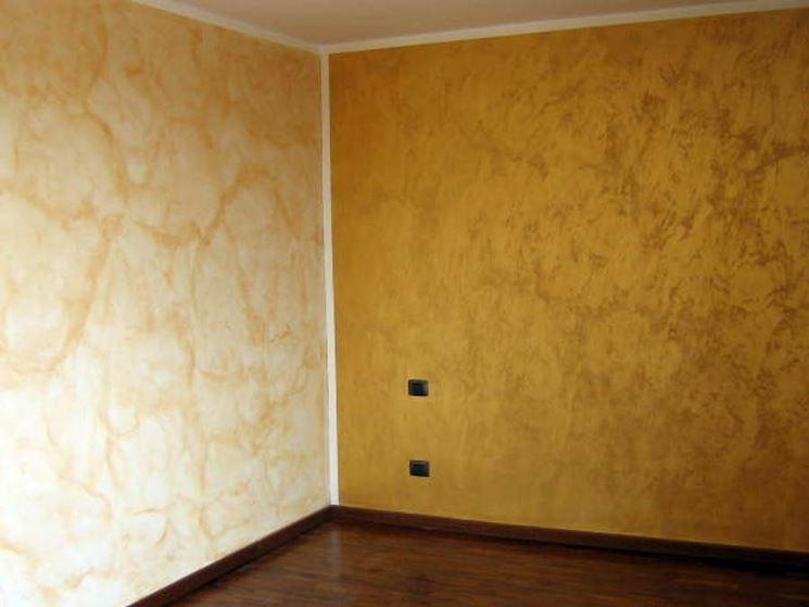 La velatura tecnica e consigli la pittura tecnica e - Pitture per interni immagini ...