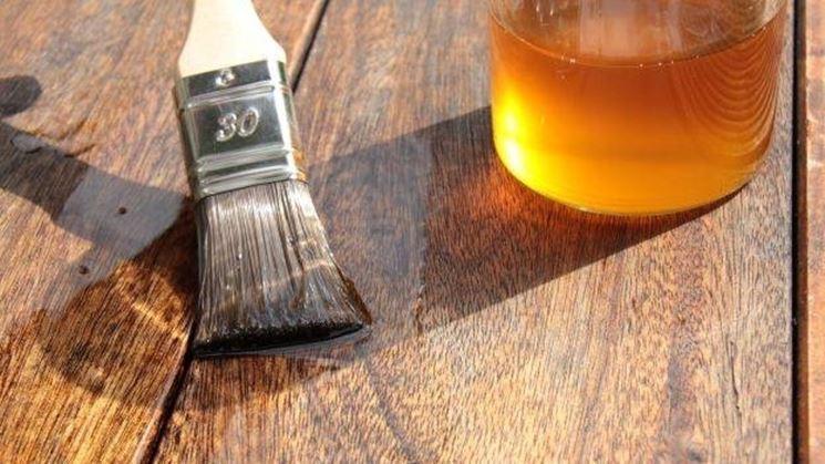 Vernici per legno ad olio