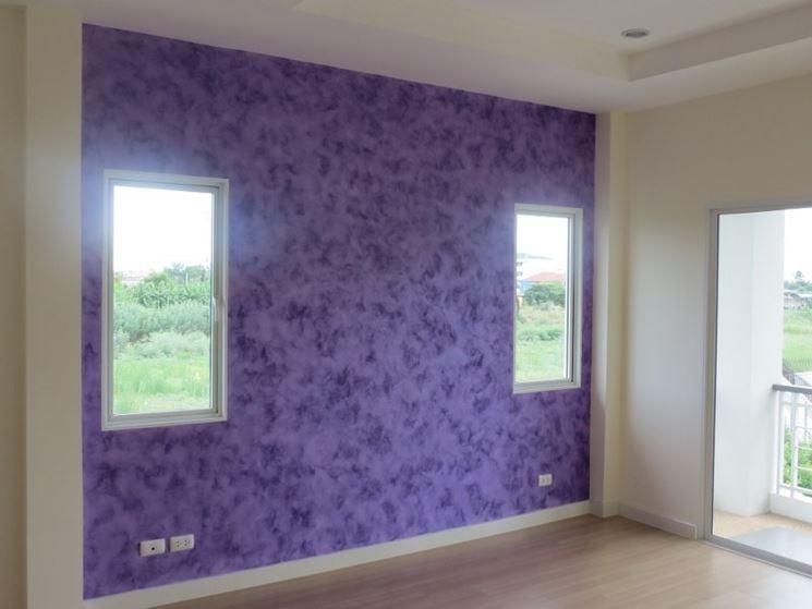 Pregi e difetti pittura lavabile la pittura la pittura lavabile - Idee pittura pareti ...