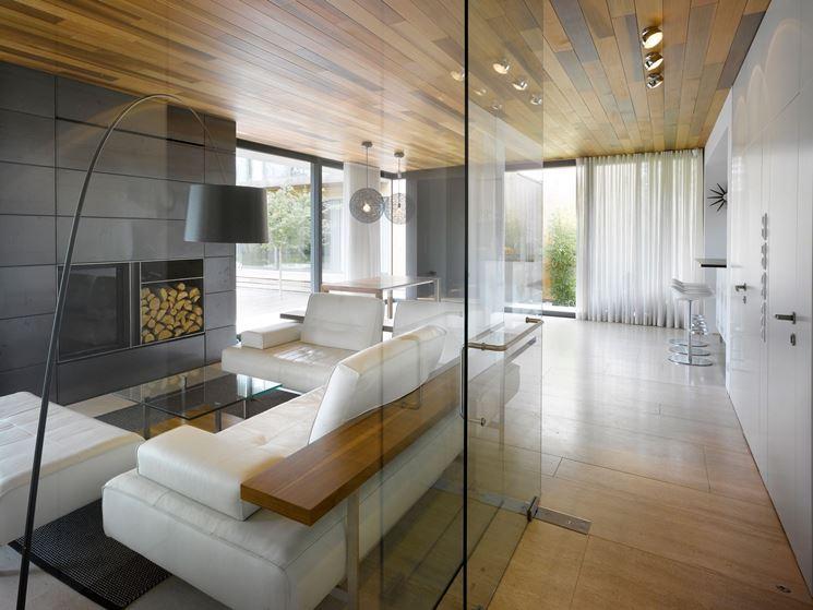 ... in vetro - Le Pareti divisorie - Realizzare pareti divisorie in vetro