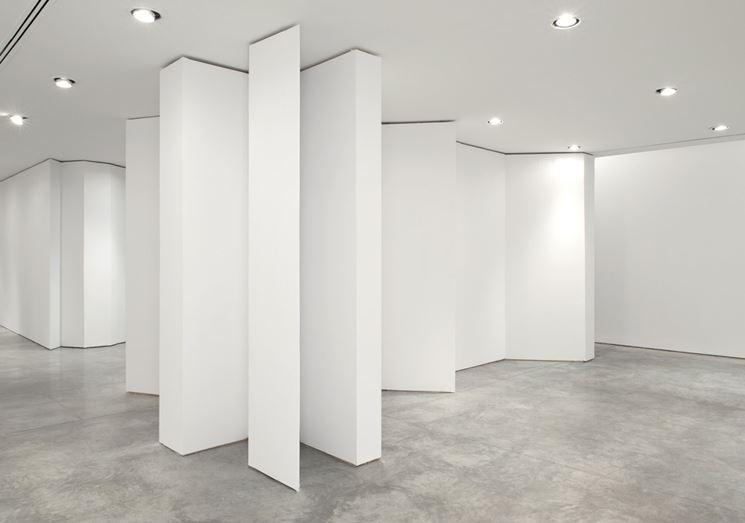 Costo delle pareti cartongesso le pareti divisorie for Pareti particolari in cartongesso