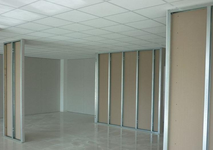 Costo pareti divisorie in pvc le pareti divisorie come for Costo per costruire un garage per 2 persone