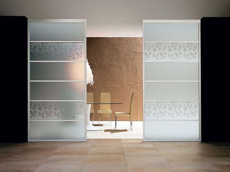 Installare pareti divisorie in ufficio le pareti for Pareti divisorie
