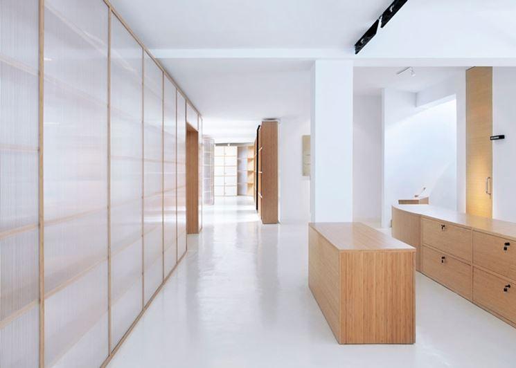 Installare pareti divisorie in ufficio   le pareti divisorie ...