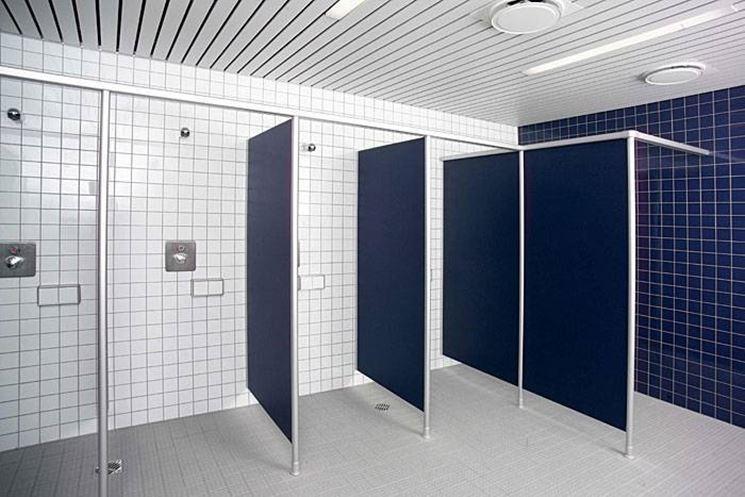 Migliori pareti divisorie per bagni le pareti divisorie - Pareti mobili divisorie per casa ...