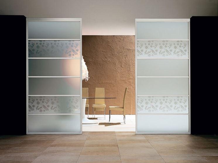 Pareti In Vetro In Offerta : Modelli di pareti divisorie da design le