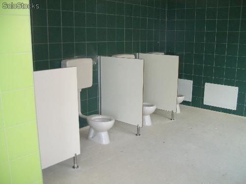 pareti divisorie bagni - Le Pareti divisorie - le principali pareti divisorie bagni