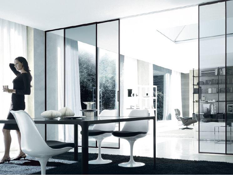 pareti divisorie cucina soggiorno ~ la scelta giusta per il design ... - Mobili Divisori Cucina Soggiorno 2