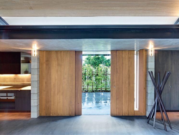 Pareti mobili modelli e materiali le pareti divisorie - Pareti mobili scorrevoli ...