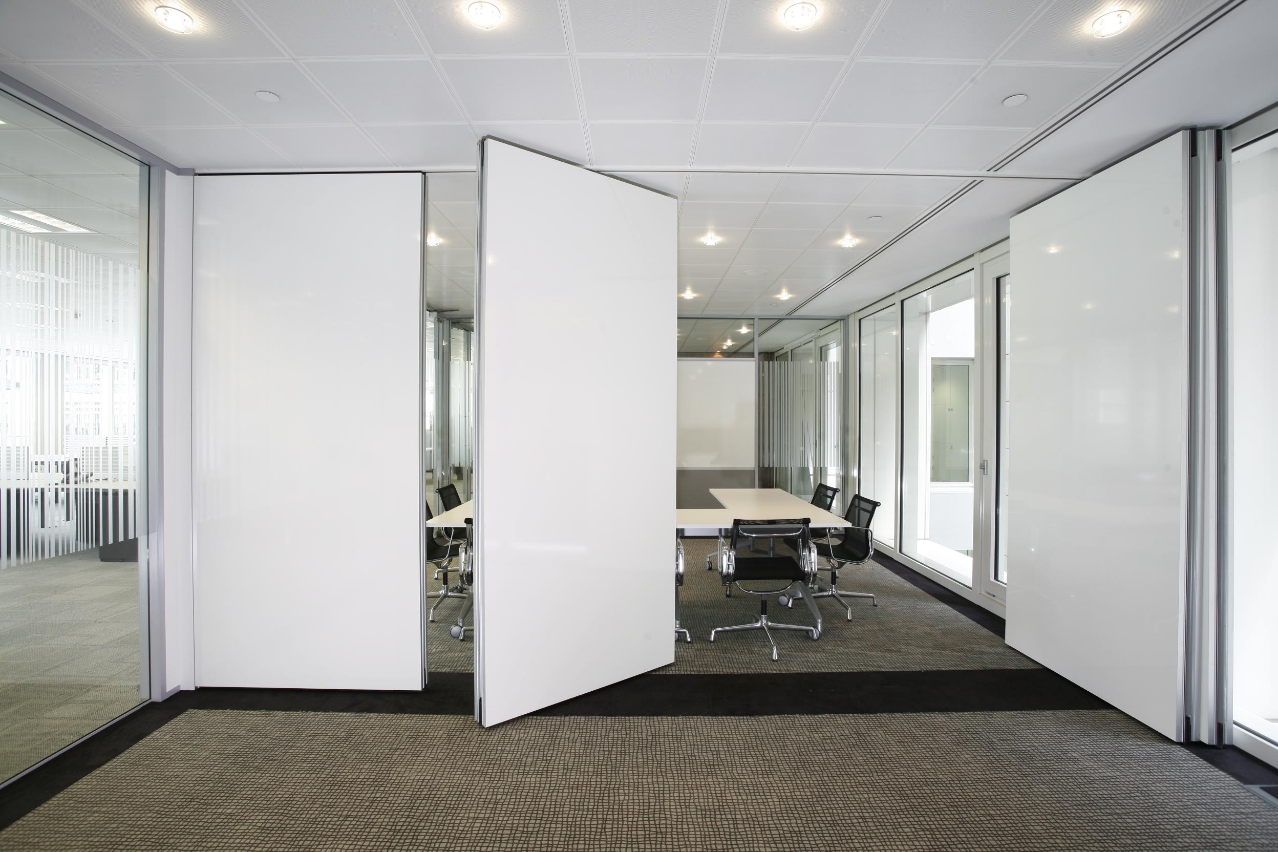 ... - Le Pareti divisorie - Modelli e materiali per le pareti mobili