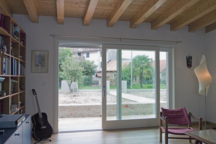 Prezzi vetrate scorrevoli le pareti divisorie quanto for Costo del portico anteriore