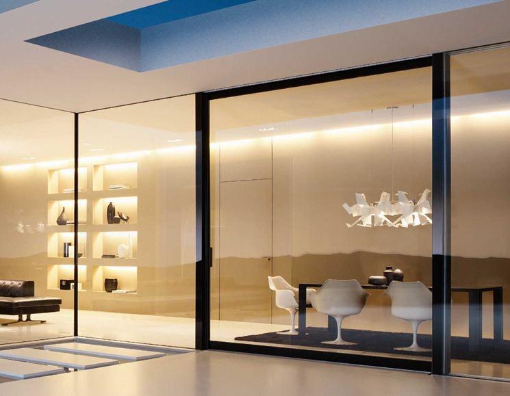 Prezzo pareti divisorie scorrevoli le pareti divisorie - Pareti divisorie in vetro per interni casa prezzi ...