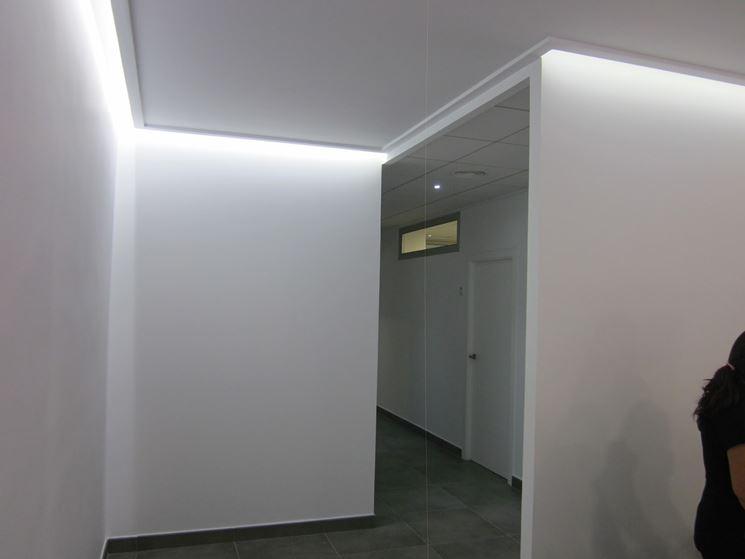 Adesso la vostra parete e terminata.