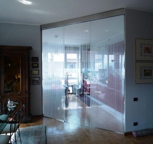 Realizzare pareti vetrate per interni le pareti divisorie come realizzare pareti vetrate per - Vetrate per interni ...
