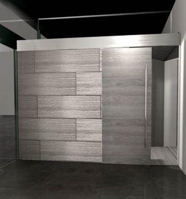 Tipologie di divisori interni in legno le pareti for Elementi divisori per interni